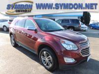 Options:  2016 Chevrolet Equinox Ltz|Awd Ltz 4Dr