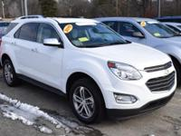 Save Huge on this Low Mileage Loaded LTZ V6 Equinox