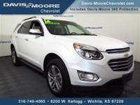 Introducing the 2016 Chevrolet Equinox! It offers the