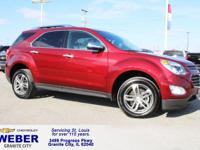New Price! Red Chevrolet Equinox **ANOTHER WEBER