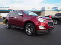 Check out this 2016 Chevrolet Equinox LTZ. Its