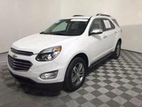 New Price! Certified. This 2016 Chevrolet Equinox in