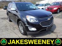 Meet our GM Certified 2016 Chevrolet Equinox. This