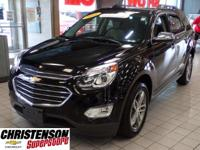2016+Chevrolet+Equinox+LTZ+In+Mosaic+Black+Metallic+*+C