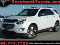 We are pleased to offer you this 2016 Chevrolet Equinox