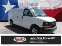 Introducing the 2016 Chevrolet Express 2500! You'll