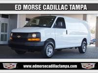 Check out this gently-used 2016 Chevrolet Express Cargo
