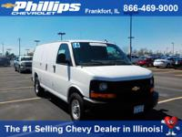 Options:  2016 Chevrolet Express 2500 Work