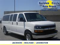 *** 1 OWNER .. 15 PASSENGER .. CLEAN .. LOW MILES ***