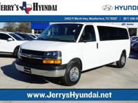 Check out this gently-used 2016 Chevrolet Express
