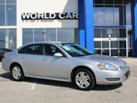 CARFAX 1-Owner. LT trim. FUEL EFFICIENT 30 MPG Hwy/18