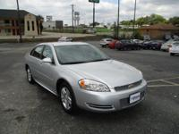 Tried-and-true, this Used 2016 Chevrolet Impala Limited