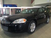 Options:  2016 Chevrolet Impala Limited 4Dr Sdn