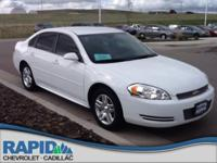 Check out this gently-used 2016 Chevrolet Impala