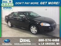 New Price! 2016 Chevrolet Impala Limited LT CARFAX