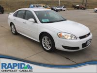 This 2016 Chevrolet Impala Limited (fleet-only) LTZ is