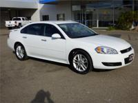 Options:  2016 Chevrolet Impala Limited 4Dr Sdn Ltz