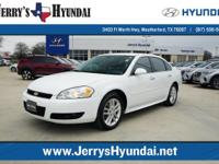 This 2016 Chevrolet Impala Limited LTZ is offered to