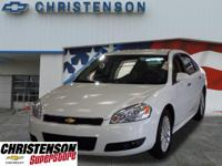 2016+Chevrolet+Impala+Limited+LTZ+In+Summit+White+GM+CE