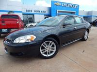 This 2016 Chevrolet Impala Limited (fleet-only) is