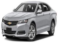 2016 Chevrolet Impala LS in Silver Ice Metallic vehicle