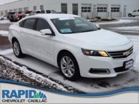 This outstanding example of a 2016 Chevrolet Impala LS