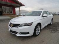 Options:  2016 Chevrolet Impala Exceptionally Sleek And