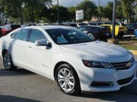 2016 Chevrolet Impala LT in White, All Routine