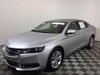 New Price! Certified. This 2016 Chevrolet Impala in