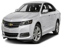 Options:  2016 Chevrolet Impala Lt W/1Lt 2016 Chevrolet