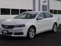 Smooth best describes the way the all new Chevy Impala