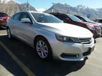 Scores 31 Highway MPG and 22 City MPG! This Chevrolet