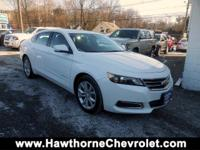 New Price! Clean CARFAX. Summit White 2016 Chevrolet