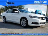 Recent Arrival! New Price! This 2016 Chevrolet Impala