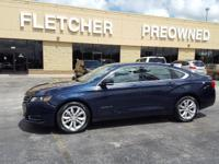Introducing the 2016 Chevrolet Impala! It delivers