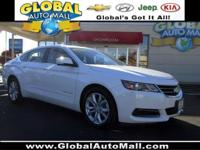 GM CERTIFIED !! Great deal on this 2016 Chevy Impala