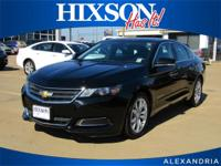 This outstanding example of a 2016 Chevrolet Impala LT