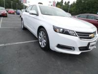 Tried-and-true, this Used 2016 Chevrolet Impala LT lets
