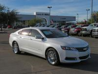 This 2016 Chevrolet Impala LT features dual climate