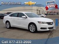2016 IMPALA LT - Clean CARFAX One Owner - Certified