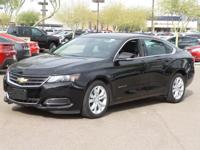 Clean CARFAX. CARFAX One-Owner.  2016 Chevrolet Impala