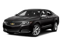 2016 Chevrolet Impala, stk # N1772A, key features
