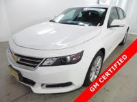 Come see this 2016 Chevrolet Impala LT. Its Automatic