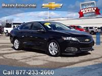 2016 Impala LT - Clean CARFAX One Owner **Infotainment