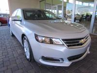 This 2016 Impala is for Chevrolet enthusiasts who are