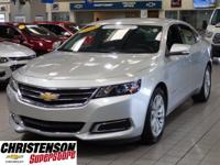 2016+Chevrolet+Impala+LT+In+Silver+Ice+Metallic+*+CLEAN