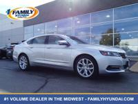 Check out this 2016 Chevrolet Impala LTZ. Its Automatic