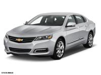 This 2016 Chevrolet Impala LTZ is complete with