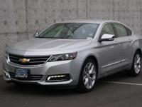 Here is your top of the line Chevy Impala with LTZ