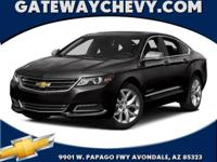 GM Certified. The Gateway Chevrolet Advantage! In a